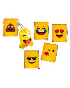 Rugtasje Laughing emoticon