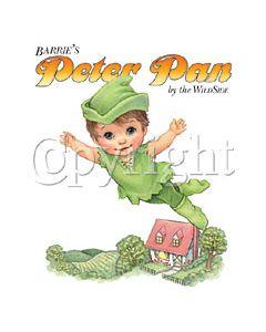 Perstransfer: Peter Pan - W2