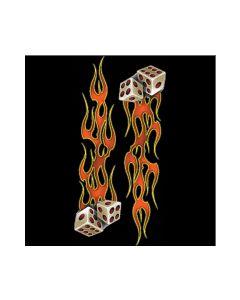 Perstransfer: Flaming dice -H1