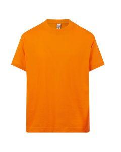 Logostar T-shirt basic baby orange