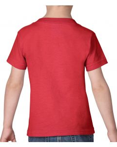 Gildan T-shirt baby red