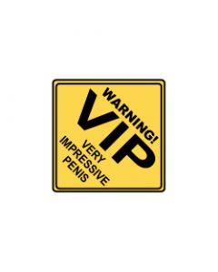 Verkeersbord VIP