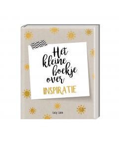 Het kleine boekje over inspiratie