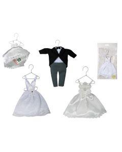 Verpakking voor geld voor bruid en gom