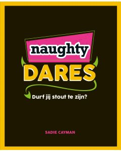Boek Naughty dares