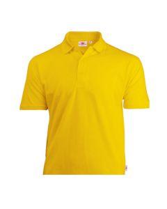 Men's Basic polo Yellow