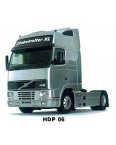 Perstransfer: Volvo Globetrotter - H2