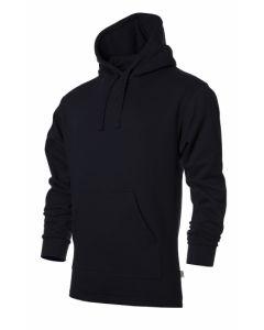 Hooded sweater black XXL