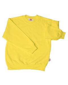 Kids heavy sweater yellow 164