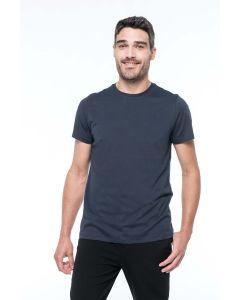Heren-t-shirt Supima® ronde hals korte mouwen