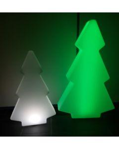 Kerstboom met LED verlichting 80 cm hoog