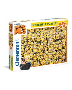 Clementoni Puzzel Impossible 1000st Despicable Me 3