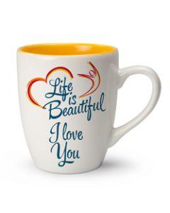 Mok Life is beautiful I love you