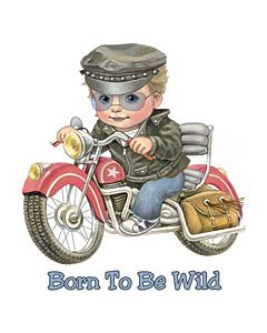 Perstransfer: Born to be wild/boy - H2