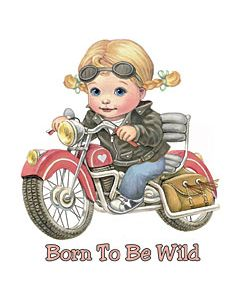 Perstransfer: Born to be wild/girl - H2