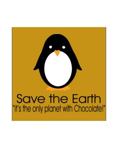 Perstransfer: Save the earth penquin - W1