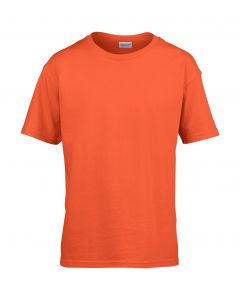 Gildan T-shirt kids orange