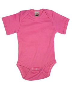 Logostar shortsleeve body girls pink