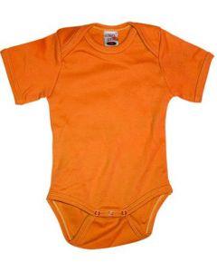 Logostar shortsleeve body orange