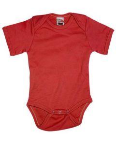 Logostar shortsleeve body red