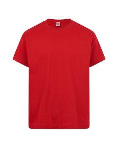 Logostar T-shirt basic baby red