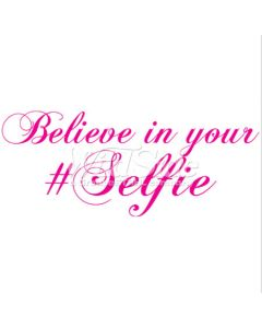 Perstransfer: Believe in your #selfie H1