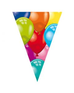 Vlaggenlijn ballonnen