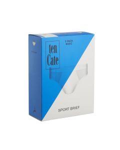 TC Men Basic Sportbrief white 2+1