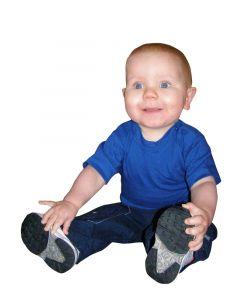 ETS Baby t-shirt koningsblauw