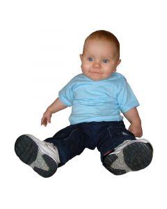 ETS Baby T-shirt lichtblauw