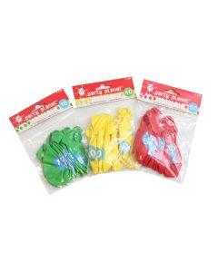 Jaartal ballonnen 18, 40 en 50