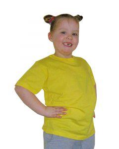 ETS kids t-shirt geel