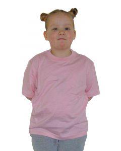 ETS kids t-shirt pink 164