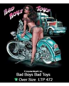 Perstransfer: Bad boys bad toys - H1