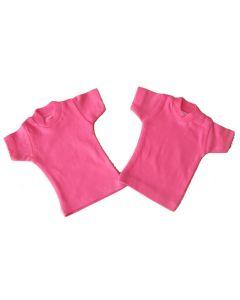 T-shirtsz mini t-shirt fuchsia
