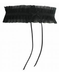 Implicite Kousenband zwart