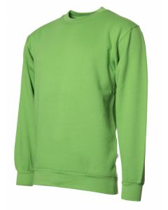 Heavy sweater Lime