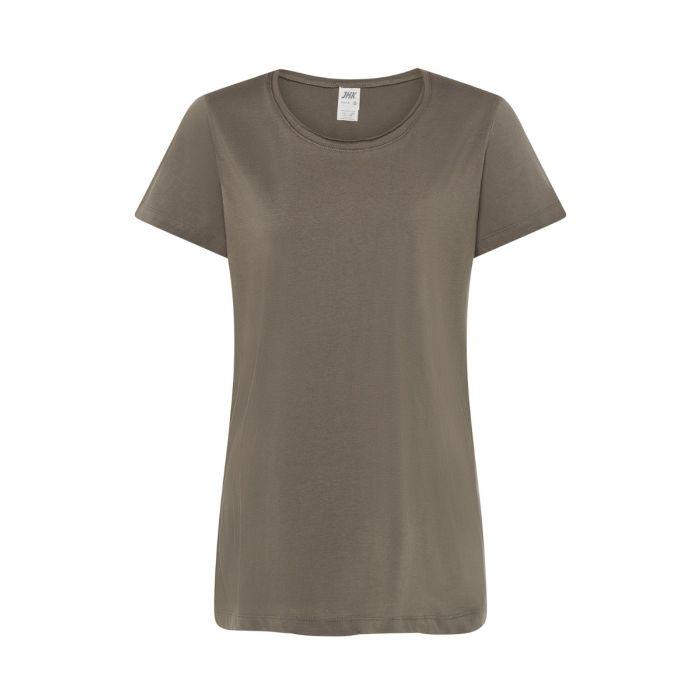 T-shirt Palma zink