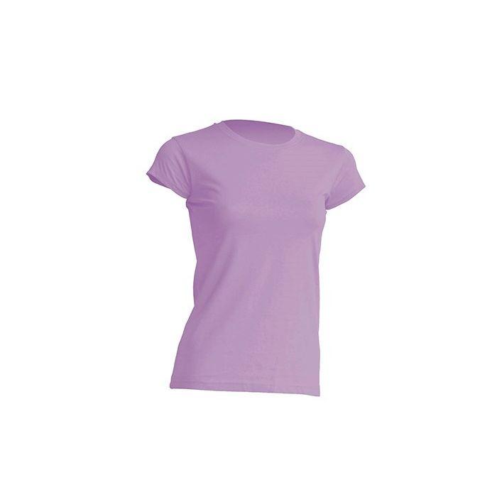 T-shirt regular lady lavander